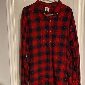Used Old Navy Button Up Shirt